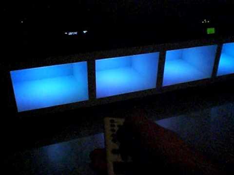 RGB LED Beleuchtung IKEA LACK Regal