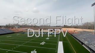 DJI FPV - Second Flight in Indian Land, SC