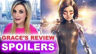 Alita Battle Angel SPOILER Review