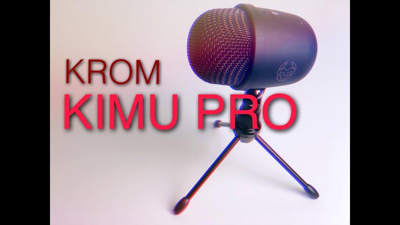Krom Microphone Gaming Kimu Pro