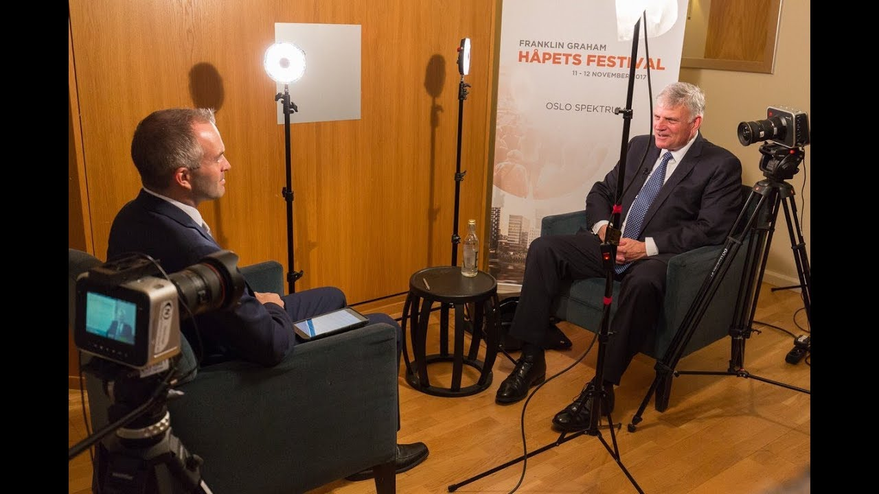 Intervju med Franklin Graham