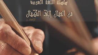 اللّغة العربية من الجمال إلى الكمال