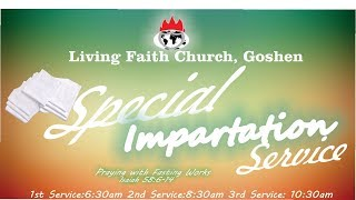 Special Impartation Service - Day 21 ( 1st Service )  January 28, 2018