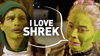 """I spent a day with SHREK-OBSESSED """"BROGRES"""""""