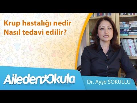 Krup hastalığı nedir Nasıl tedavi edilir?