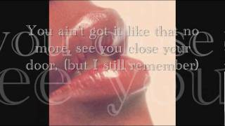 Aaliyah-Those Were The Days (Lyrics)