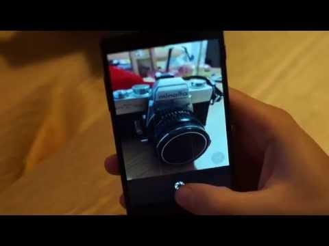 Video of Lens Blur Live Wallpaper