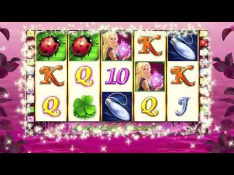 Video of Lucky Lady's Charm Deluxe Slot