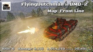 FlyingDutchman in BMD 2 @ Armored Warfare Replays