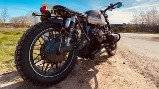 FPV FREESTYLE | Chasing Caferacer