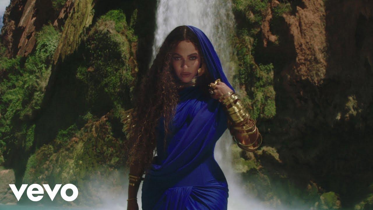 Beyoncé — Spirit + Bigger (OST Король лев)