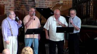 "Kings Highwaymen Performing ""Life's Railway to Heaven"""