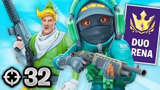 THE BEST ARENA GAME EVER! Ft. Lachlan (32 Elims)
