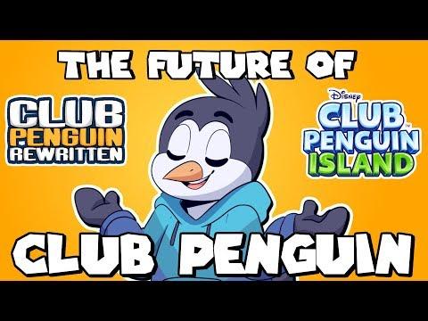 club pinguin rewritten