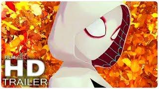 SPIDER-MAN: INTO THE SPIDER-VERSE Trailer 2 (2018)