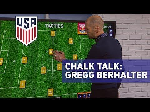 Sneak Peek at New U.S. Soccer Style of Play