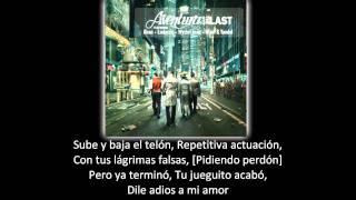 Aventura - Tu Jueguito (lyric - letra)