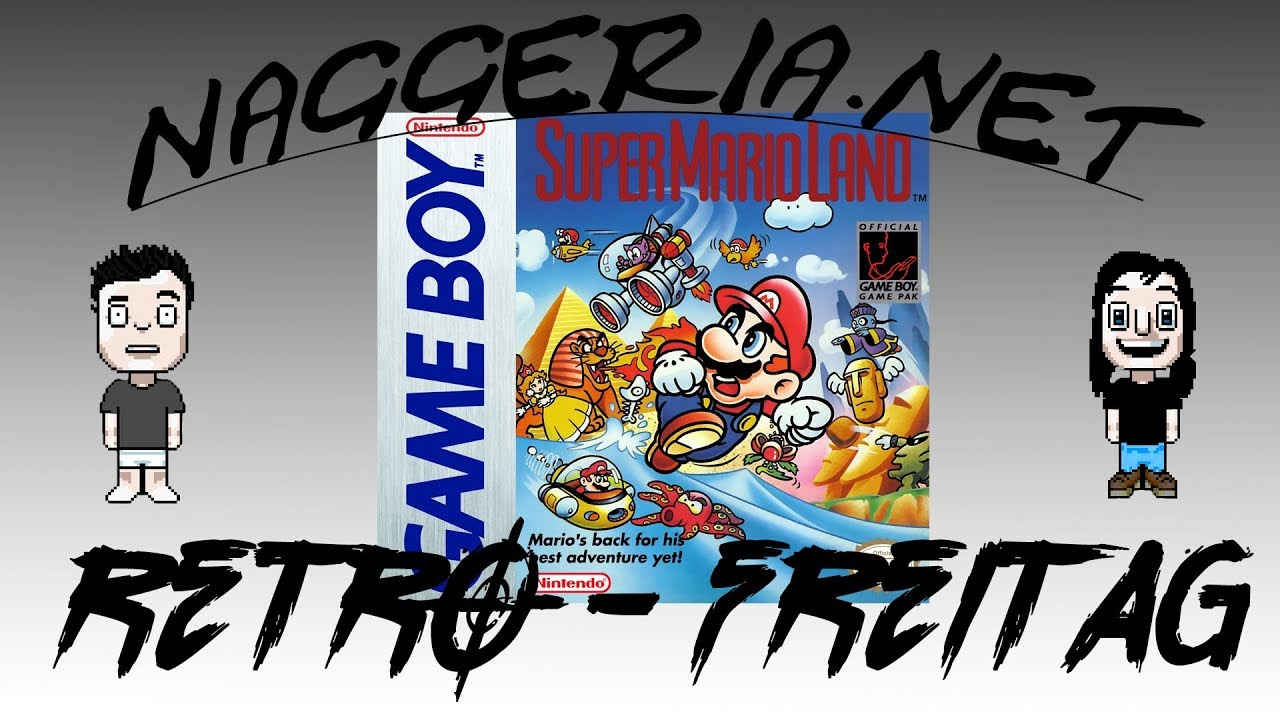 [Retro-Freitag] Super Mario Land (Game Boy)