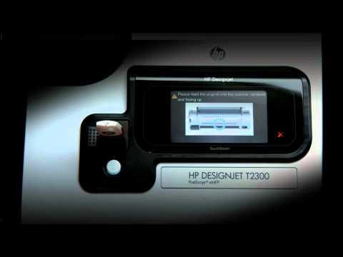 HP Designjet T2300e MFP - web plotr/kopírka