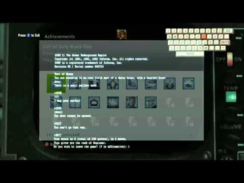 Call of Duty: Black Ops Achievement Video Guide (Xbox 360)