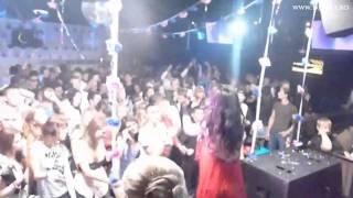 Секс вечеринка в клубе глобасс