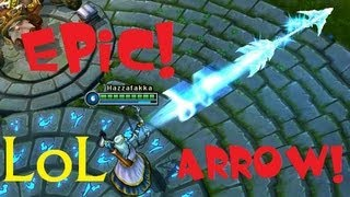 Most Epic Ashe Arrow Montage - Top 6