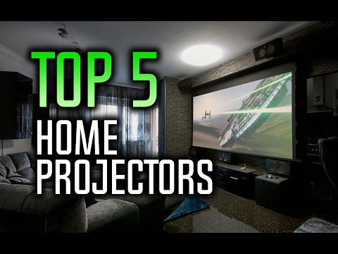 Best Home Theater Projectors – Top 5 Projectors for 2017