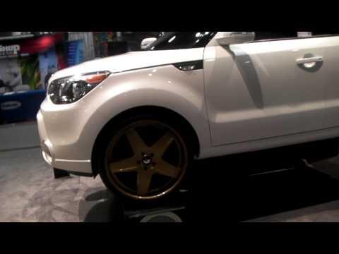 DUBSandTIRES.com 22'' Forgiato Custom Painted Wheels 2013 KIA Soul Rims Asanti Forgiato