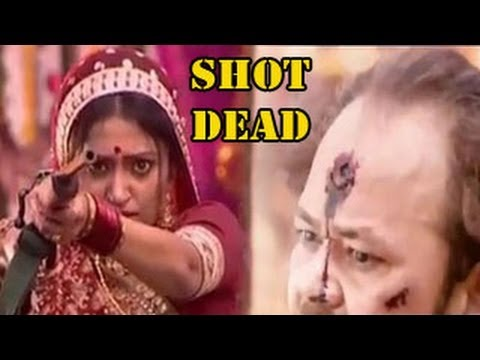 Balraj SHOT DEAD by Padmini in Madhubala Ek Ishq Ek Junoon 29th January 2013