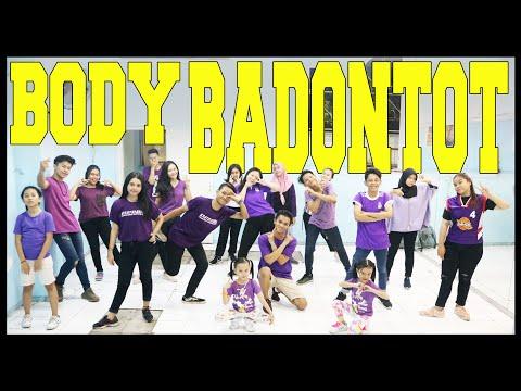 Goyang body badontot   choreography by diego takupaz