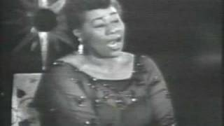Ella Fitzgerald   Bewitched , Bothered & Bewildered Nat King Cole Show1
