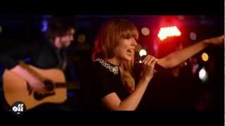 OFF LIVE - Taylor Swift 'We Are Never Ever Getting Back Together' Live On The Seine, Paris