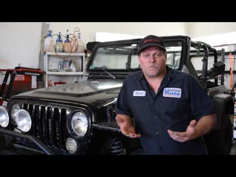 United Auto Repair video by Certified Transmission