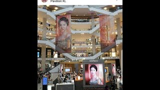 Beauty Song Hye Kyo 😍event in Pavilion Kuala Lumpur, from Aug 20-26