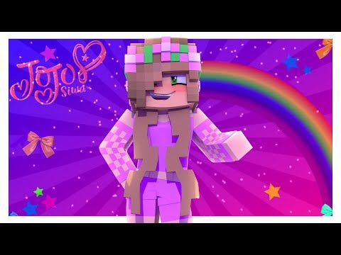 LITTLE KELLY BECOMES JOJO SIWA | Minecraft How to Become w/LittleCarly