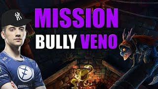 Dota 2: Arteezy - Mission Bully Veno   OSFrog Slark In Play