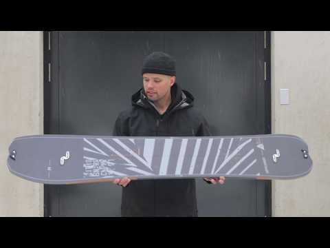 2019 Nitro Doppleganger Splitboard Review