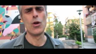 'N ANTRO GIRO DE GIOSTRA - Stefano Lazzarini - dalla Garbatella ad Amburgo VIDEO