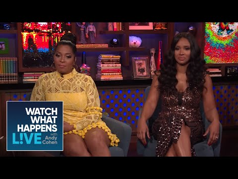 Toya Bush-Harris And Contessa Metcalfe On #Married2Med Drama | WWHL