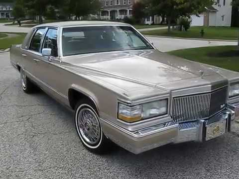 Video of '91 Brougham - LVKL