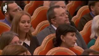 Патриарх Кирилл встретился с участниками VIII Международного фестиваля «Вера и слово»