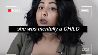 MY BFF KIDNAPPED MENTALLY ILL WOMAN | Storytime