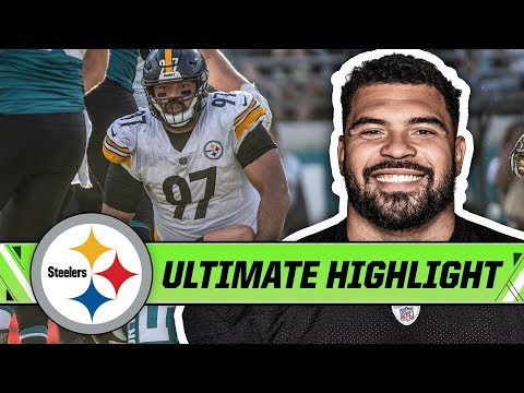Cameron Heyward dominated in 2018 | Pittsburgh Steelers Ultimate Highlight