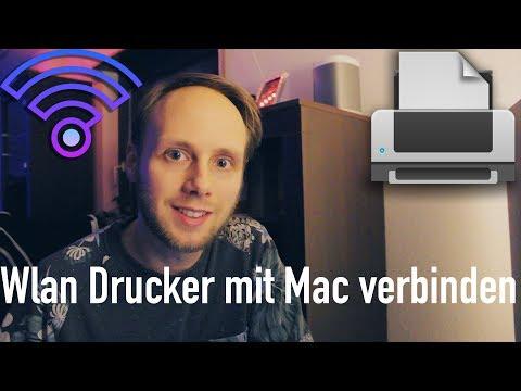 Wlan Drucker einrichten mac / einrichten (2018)