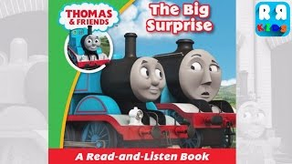 The Big Surprise Thomas & Friends: Read & Play