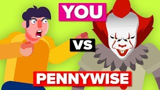 YOU Vs PENNYWISE - How Can You Defeat and Survive It? (IT Movie)