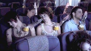 飛機失壓后全員變成鬼,美國恐怖片《7500鬼航班》