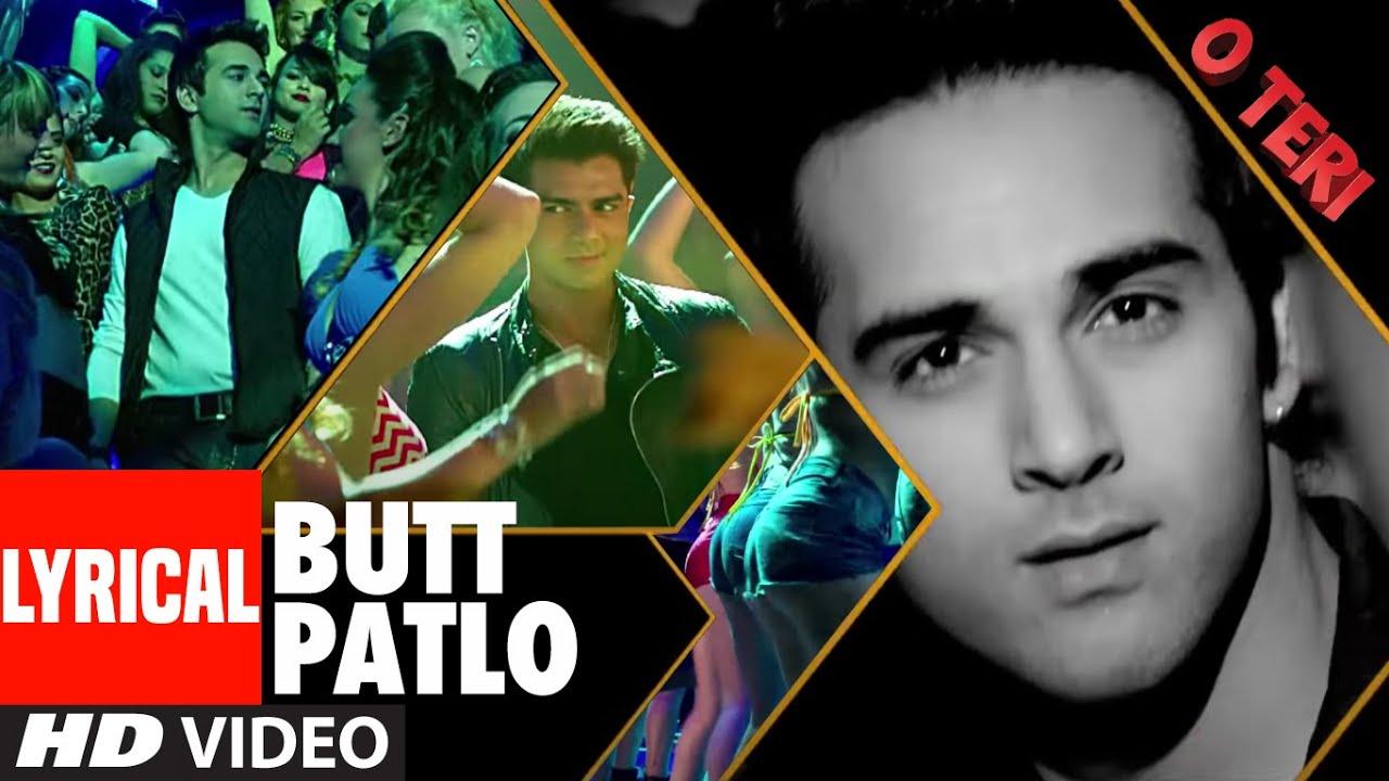 Butt Patlo Full Song Lyrics | O Teri | Pulkit Samrat, Bilal Amrohi, Sarah Jane Dias - LyricWorld