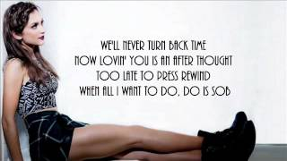 Daya - Back To Me Lyrics