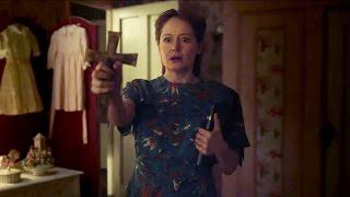 Смотреть онлайн Трейлер 2017 фильма Проклятье Аннабель 2